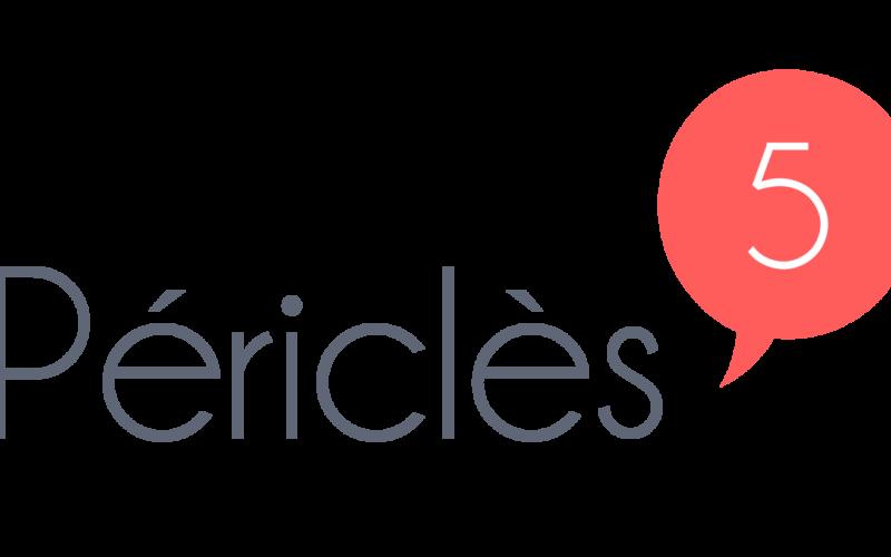 Un nouveau logo pour Périclès 5 !